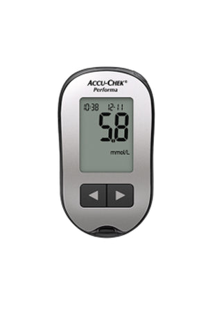 Accu-Chek Performa II Blood Glucose Meter (with Lancing Device)