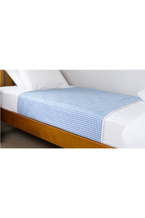 Brolly Sheets Bed Pad with Wings (Size S, KS, D, or Q)