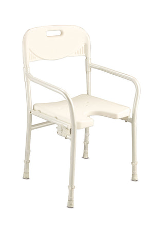 Care Quip Folding Shower Chair (100kg)