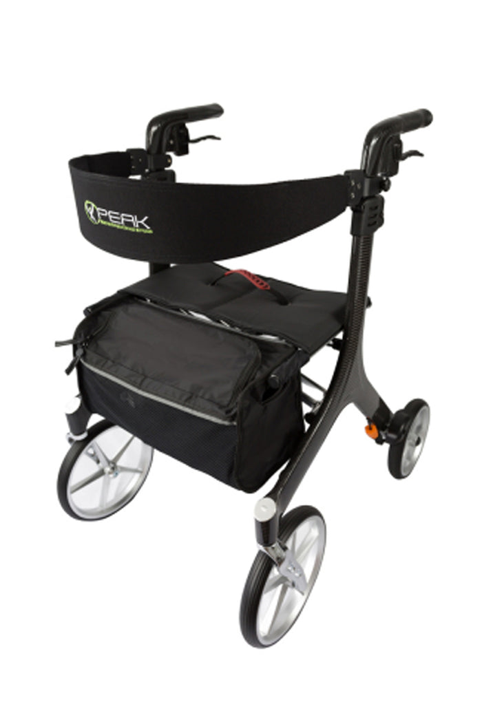 Ellipse SuperLite Carbon Fibre Rollator Walker (120kg)