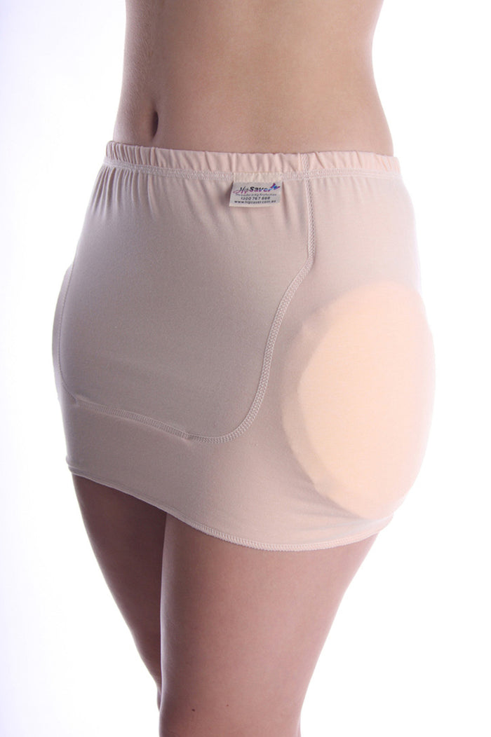 HipSaver Pants - Nursing Home (High Compliance) with pads sewn in
