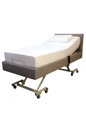 Astley IC333 Single Long Bed (Icare) with mattress