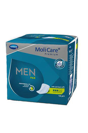 MoliCare Premium Men Pad 3 drops (14 pack)
