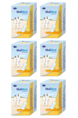 MoliMed Premium Mini Pads (14 pack | Bulk Buy $4.58 x 6 )