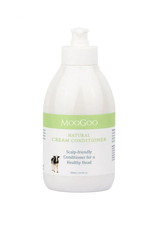 MooGoo Cream Conditioner (500mL)