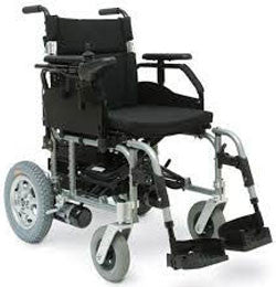Pride R4 (Foldable) Electric Wheelchair (113kg)