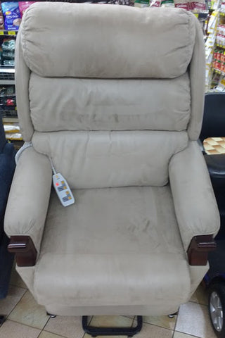 Pre-loved Oscar Menningham B Dual Motor Lift Chair (130kg)