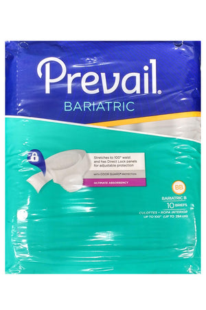 Prevail Bariatric Slips (up to 254cm)  (10pk)