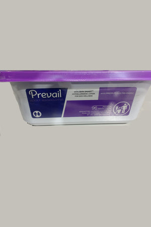 Prevail Adult Washcloths 96PK
