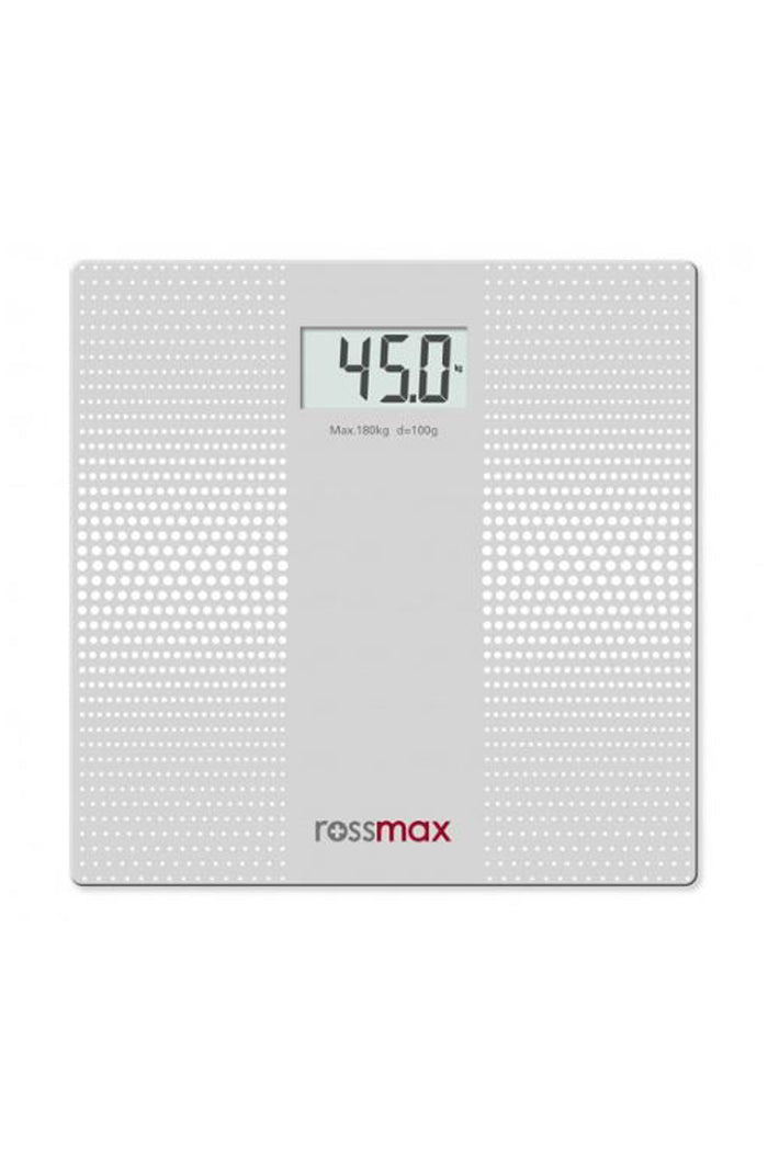 RossMax WB101 Electronic Personal Weighing Scale (180kg)