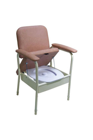 Bedside Commode Deluxe (120kg)