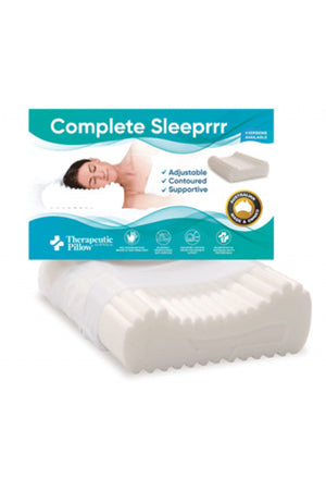 Thera-Med Complete Sleeprrr Pillow - Memory Foam Original