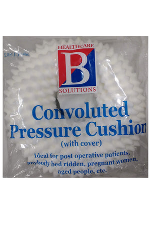 Convoluted Pressure Cushion