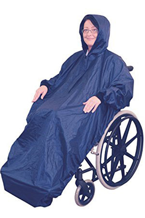 Coverall with Sleeves (Wheelchair Mac)