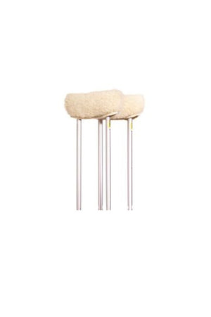 Sheepskin Crutch Covers (Pair)