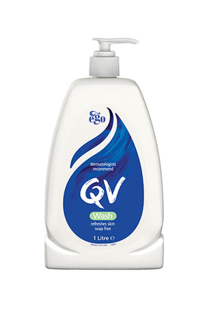 Ego QV Wash (1kg) Pump Pack