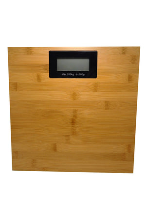 Electronic Scale Bamboo (200kg)