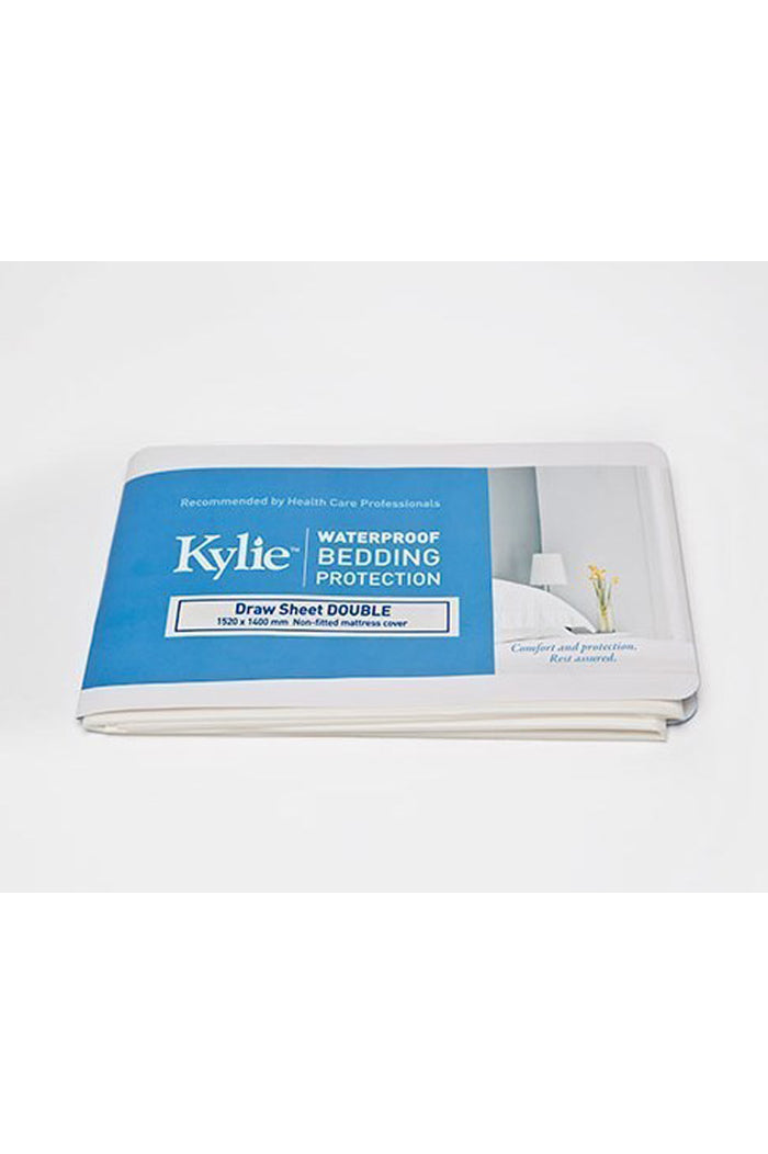 Kylie Draw Sheet (Double) - Waterproof