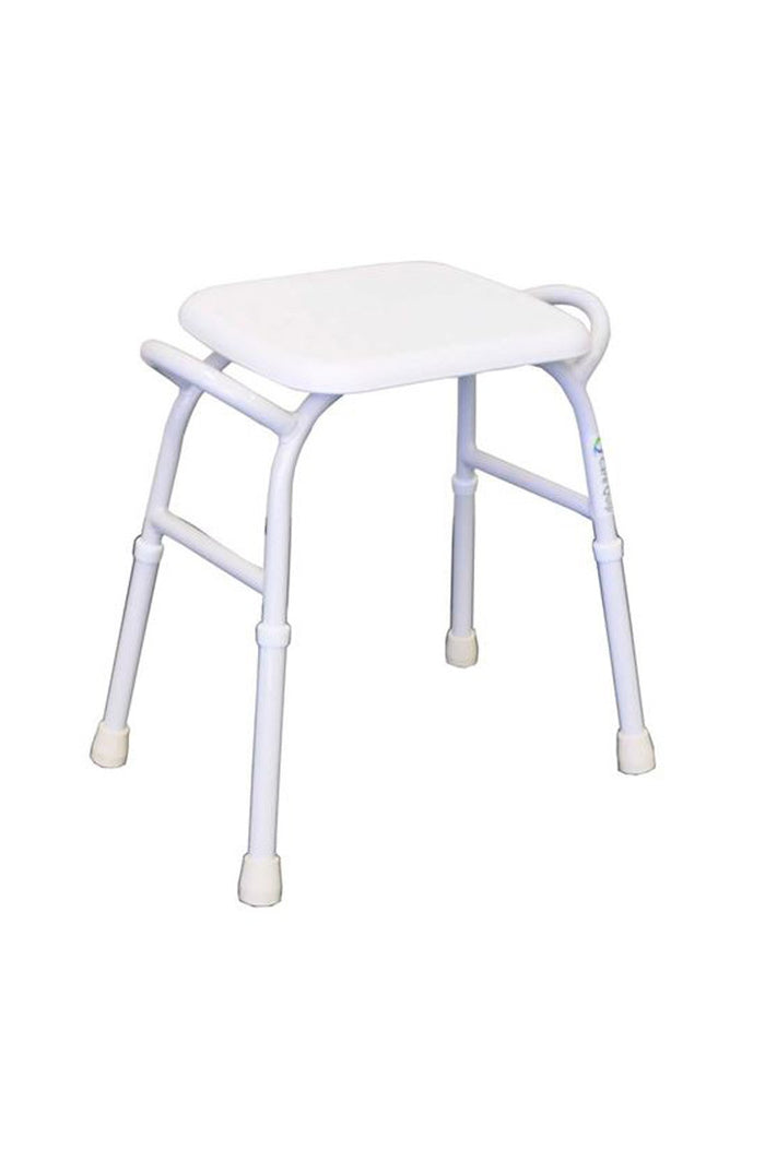 Low Handles Shower Stool (125kg)