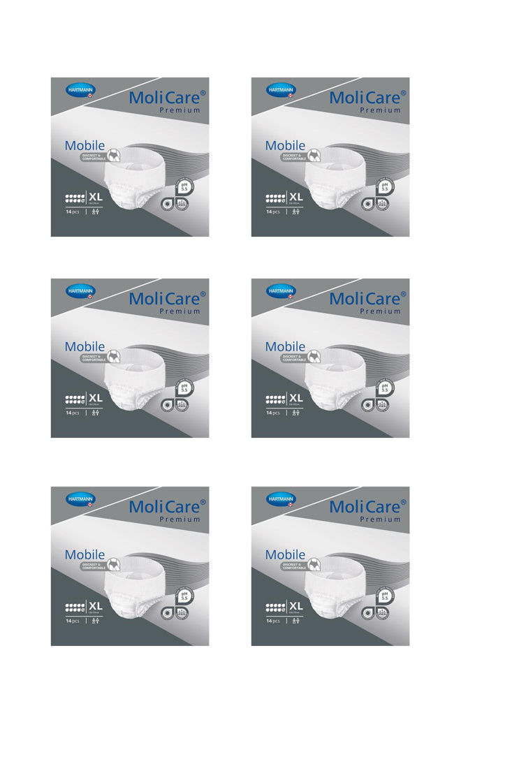 MoliCare Premium Mobile 10 drops (14 pack | Bulk Buy $29.99 x 6)