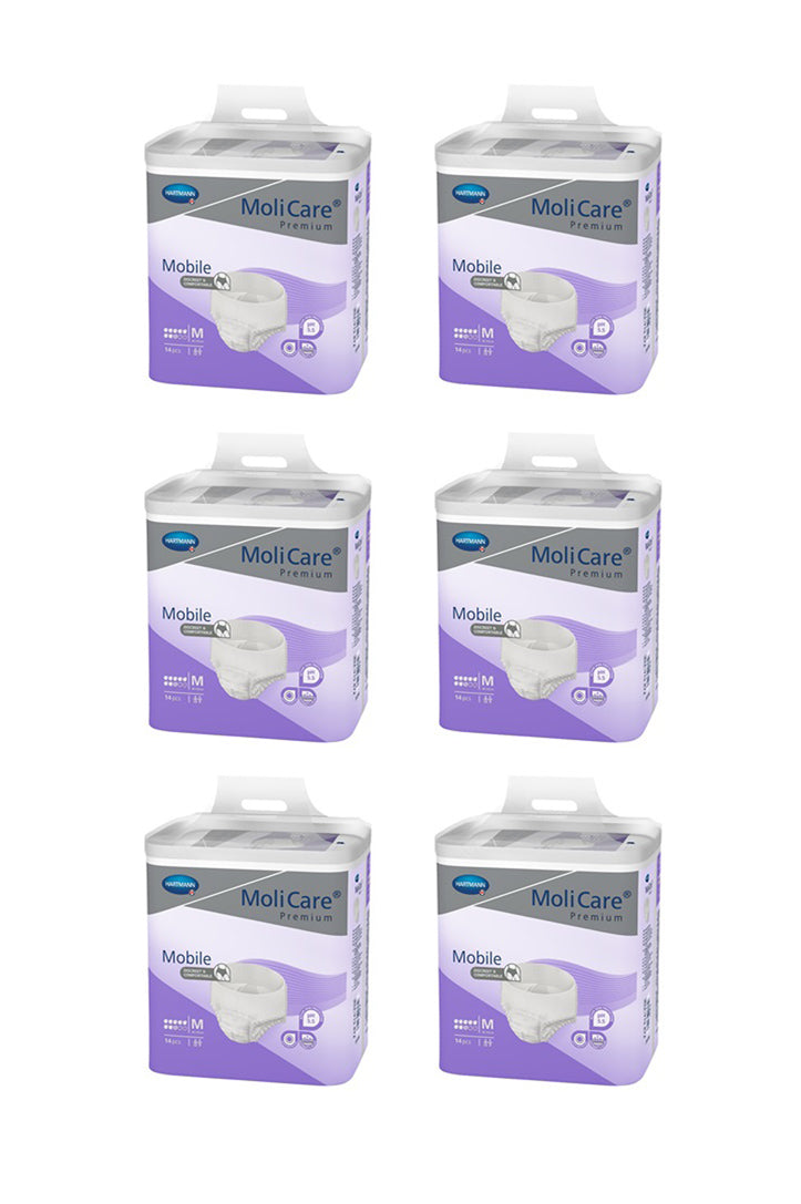 MoliCare Premium Mobile 8 drops (14 pack | Bulk Buy $27.49 x 6)