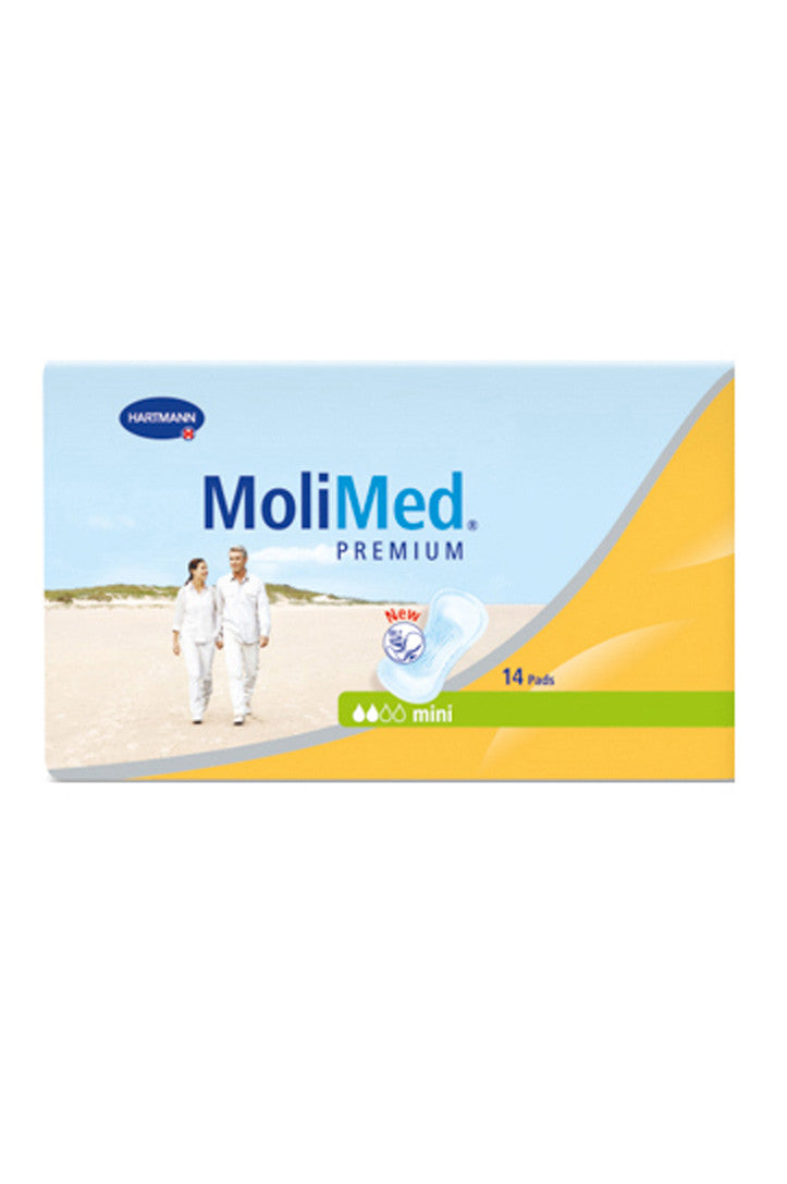 MoliMed Premium Mini Pads (14 pack)