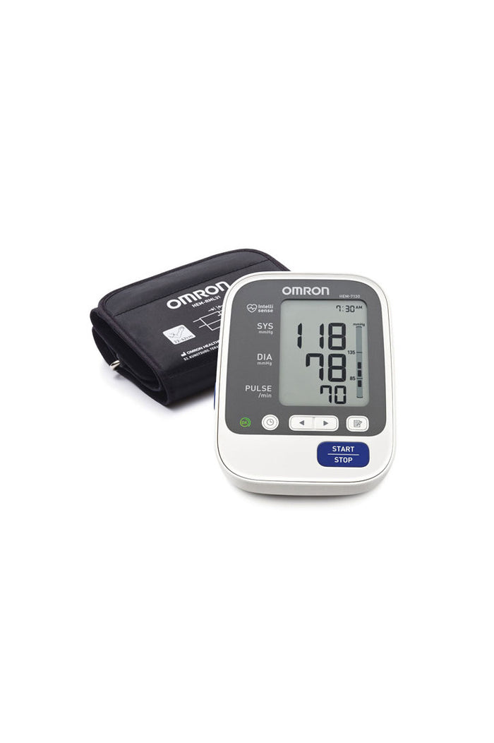 Omron HEM-7130 Blood Pressure Monitor - Deluxe