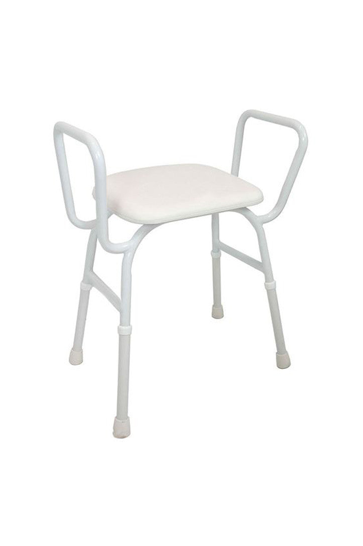 Padded Shower Stool - 125kg