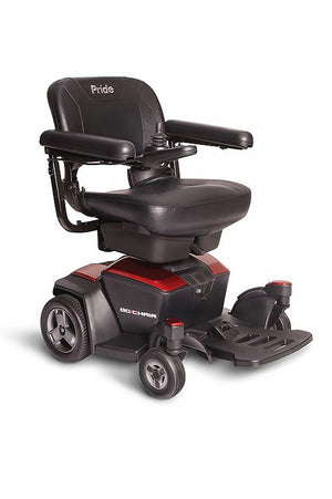 Pride Go Chair - New Generation (136kg)