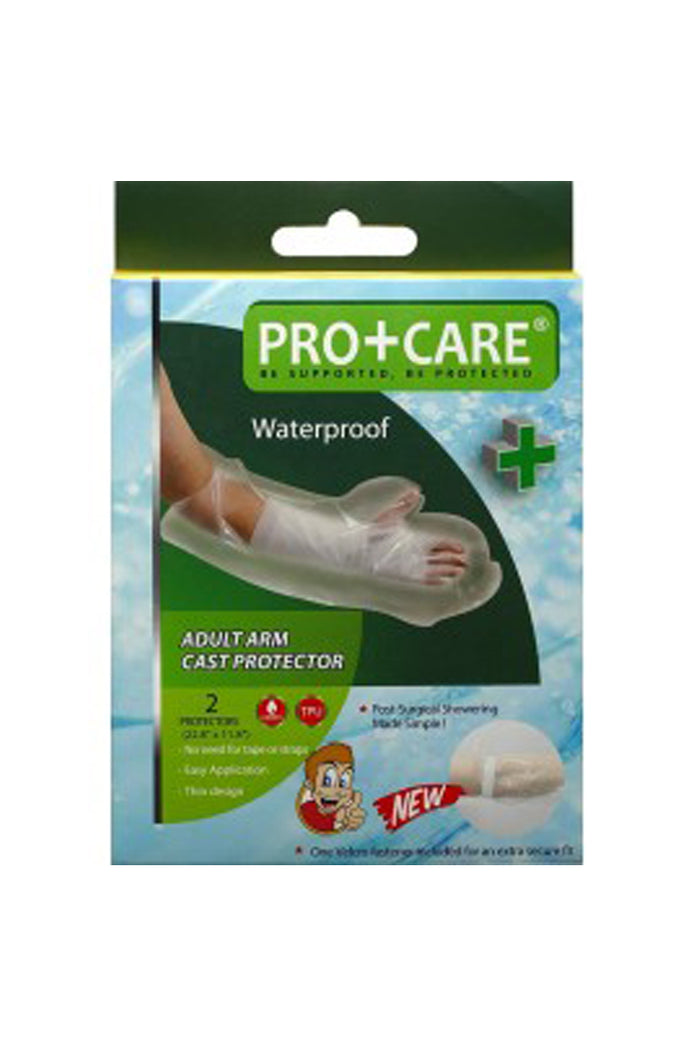 ProCare Adult Arm Cast Protector (2pk)