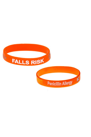 Medical ID Wristband, Bold Alert (by Condition)