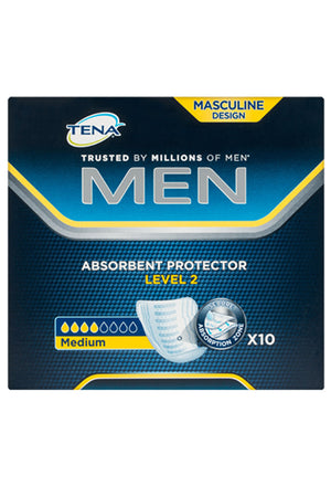 TENA Men Guard Level 2 (10 pack)