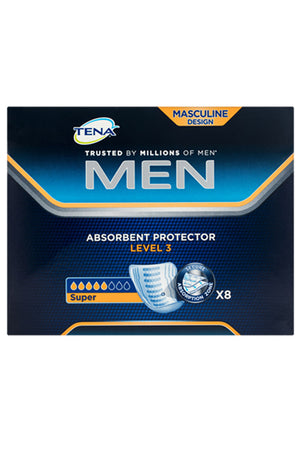 TENA Men Guard Level 3 (8 pack)