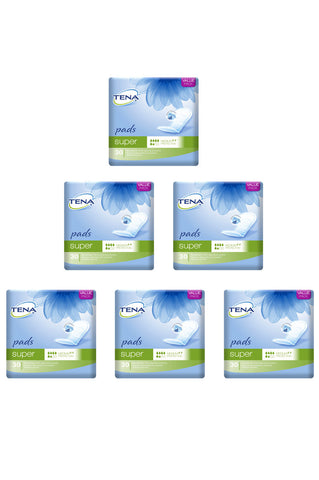 Tena Lady Super Pads (Bulk Buy | $17.08 x 6)