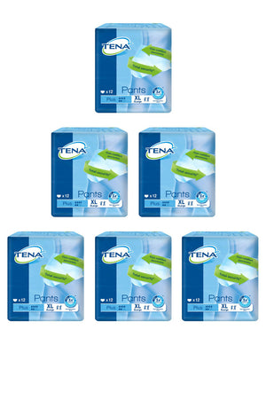Tena Pants Plus (6pk BULK BUY)