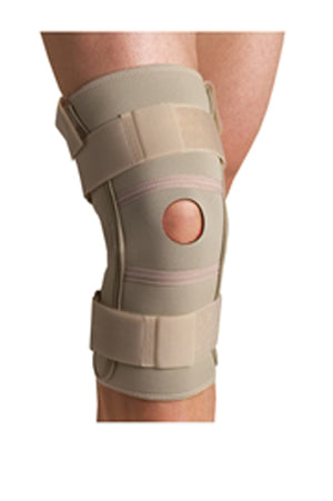 Thermoskin Knee Brace with Single Pivot Hinge