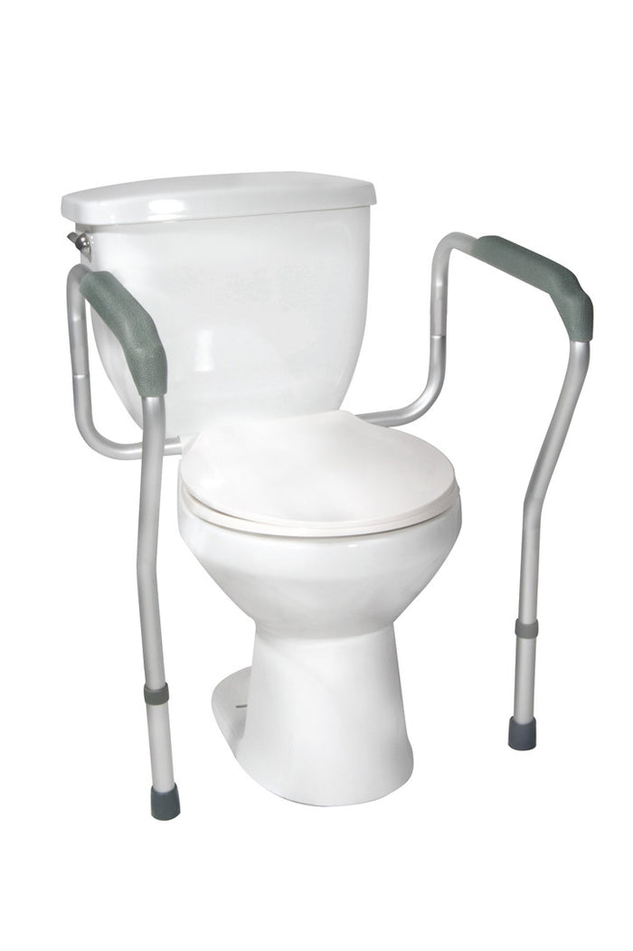 Toilet Safety Frame Fixed (PCP) - 110kg