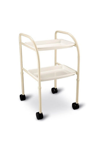 Tray Mobile White - 125kg