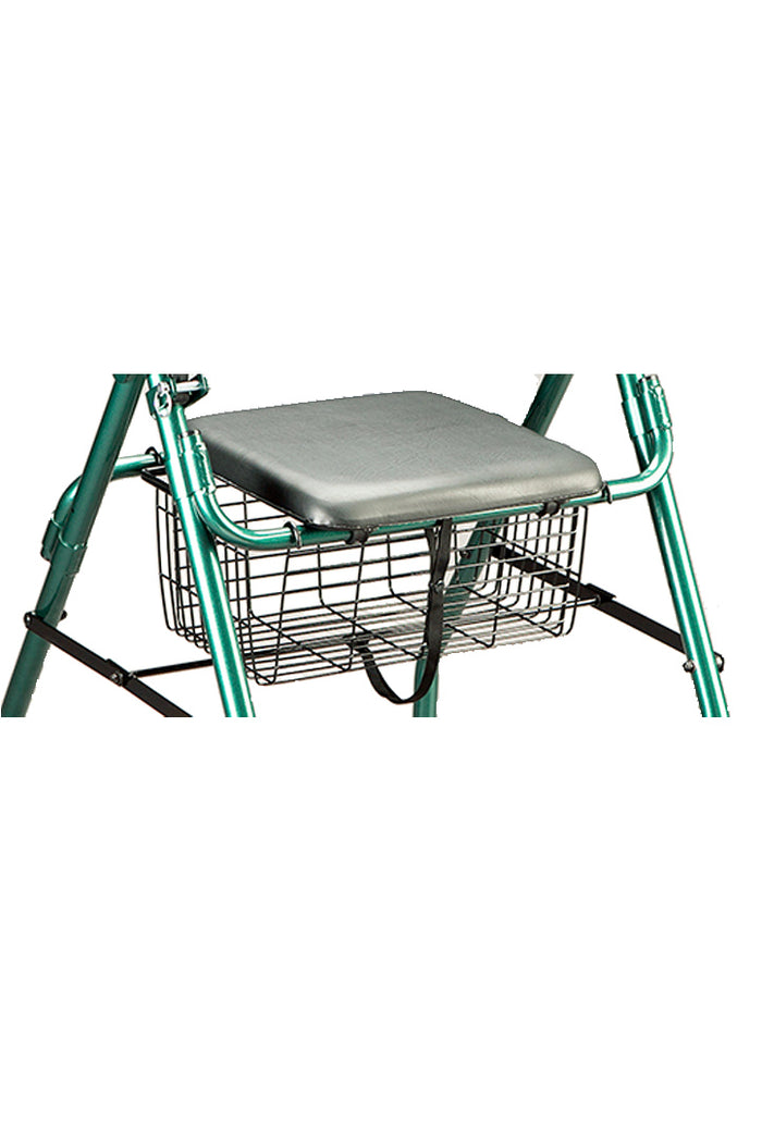 Wire Basket for Rollator (Under Seat)