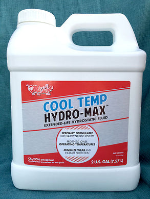 Grasshopper Hydro-Max Extended Life Hydrostatic Fluid - 2 Gallon