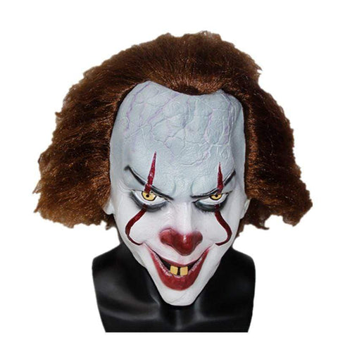Scary Latex Halloween Costume Masks