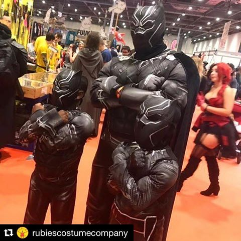 Black Panther Costume Buy Children Adults Brisbane Marvel