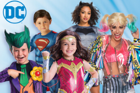 DC Costumes Adult Kids