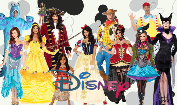 Disney Costumes Brisbane Hire Buy Womens Men