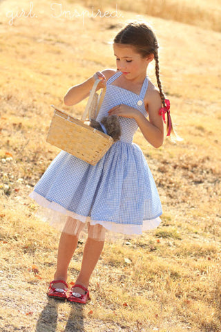 Girls Book Week Costume - Dorothy from Oz