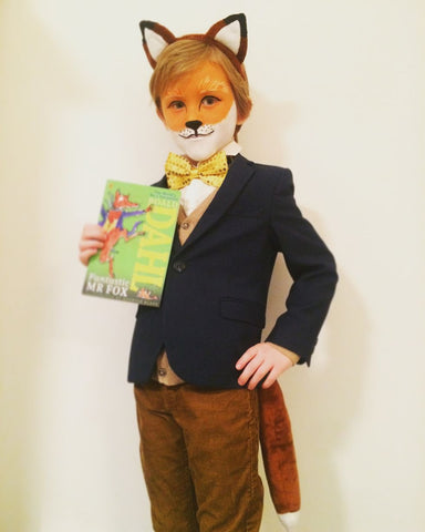Boys Book Week Costume - Fantastic Mr Fox
