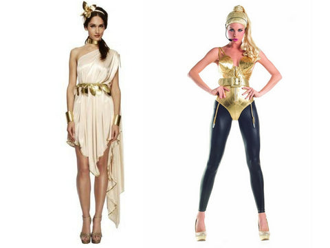Dress as a golden goddess or rock Madonnau0027s famous cone bra.  sc 1 st  Disguises & News