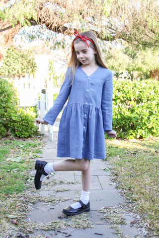 Girls Book Week Costume - Matilda Costume