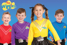The Wiggles Children Toddler Costumes