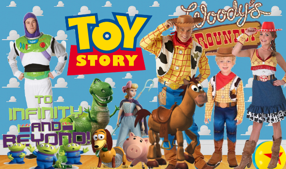 Toy Story Costumes Disney Buy Adult Children
